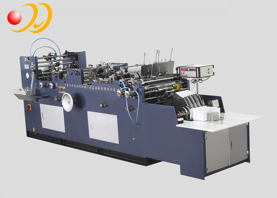 Envelope Jute Bag Making Machine , CE Hand Bag Making Machine