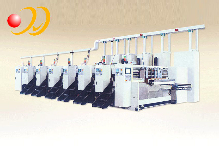 Corrugated Cardboard Machinery , Corrugated Box Stitching Machine