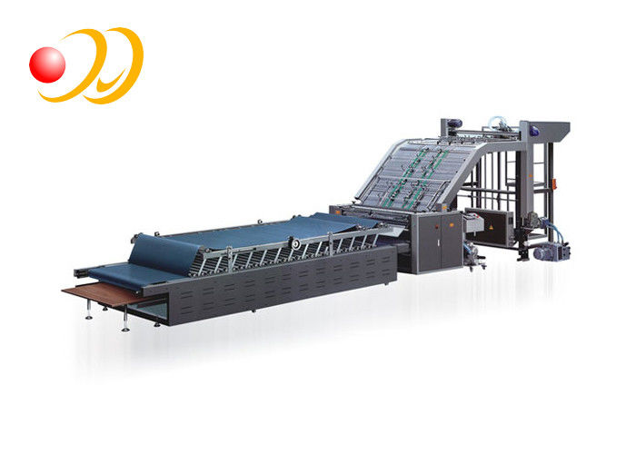Multi Function Packing Case Flute Laminating Machine Paper Mounting Machine